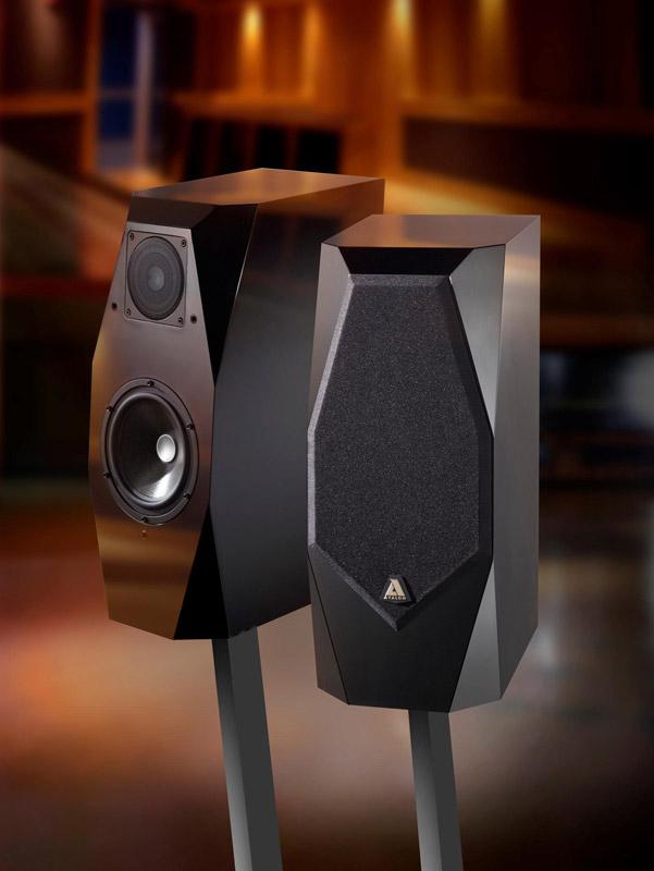loa Avalon Mixing Monitor black