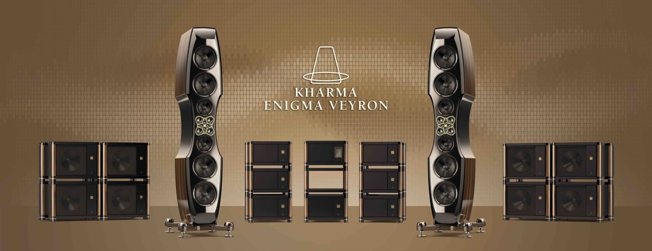 Kharma Enigma Veyron EV-1