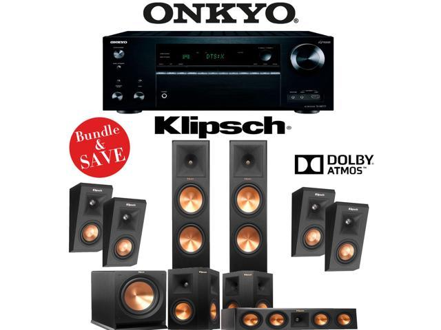 Loa Klipsch RP-280 5.1.4 Dolby Atmos
