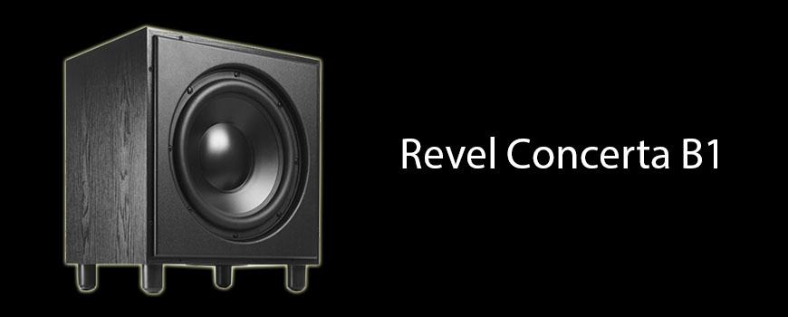 loa Revel Concerta B1