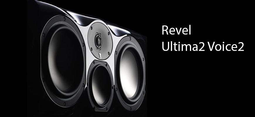 loa Revel Ultima2 Voice2