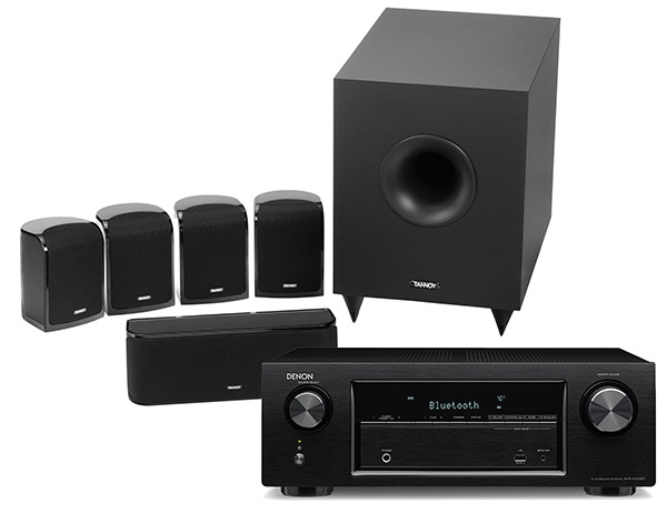 loa Tannoy TFX 5.1 tot