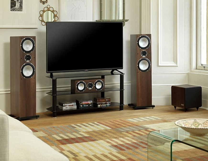 Loa Tannoy TS2.8 subwoofer chat
