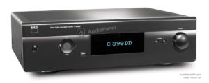 Power ampli DAC NAD C 390DD Direct Digital