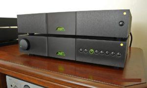 Power ampli Naim NAP 200DR