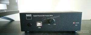 pre ampli Phono NAD PP 4 Digital Phono USB