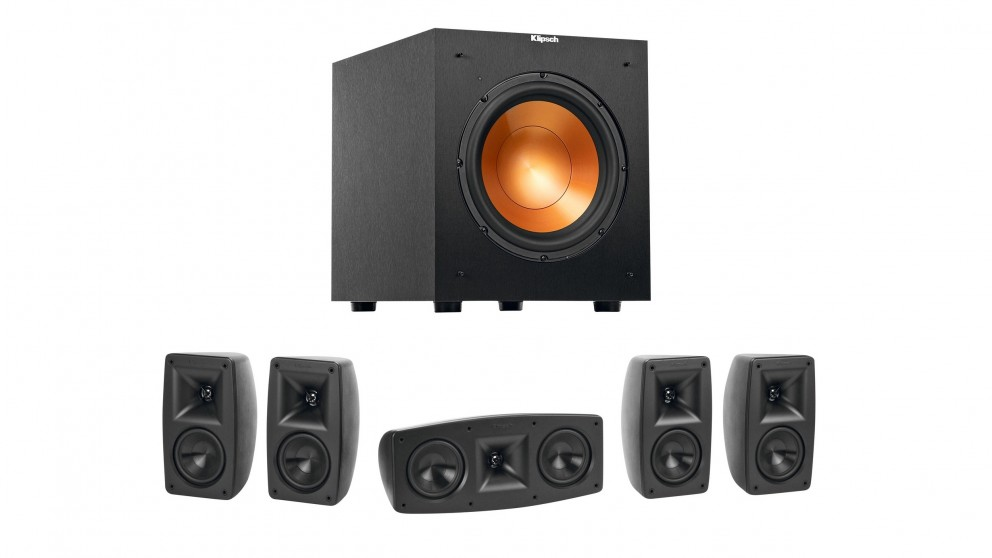 Quintet Home Theater System