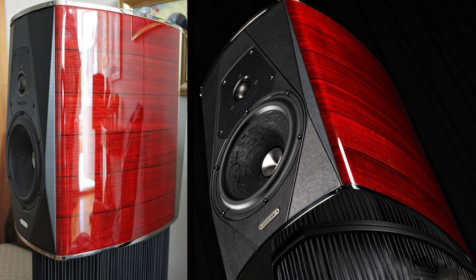 loa Sonus Faber Guarneri Evolution