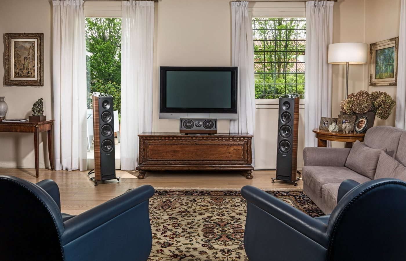 Loa Sonus Faber Venere Center