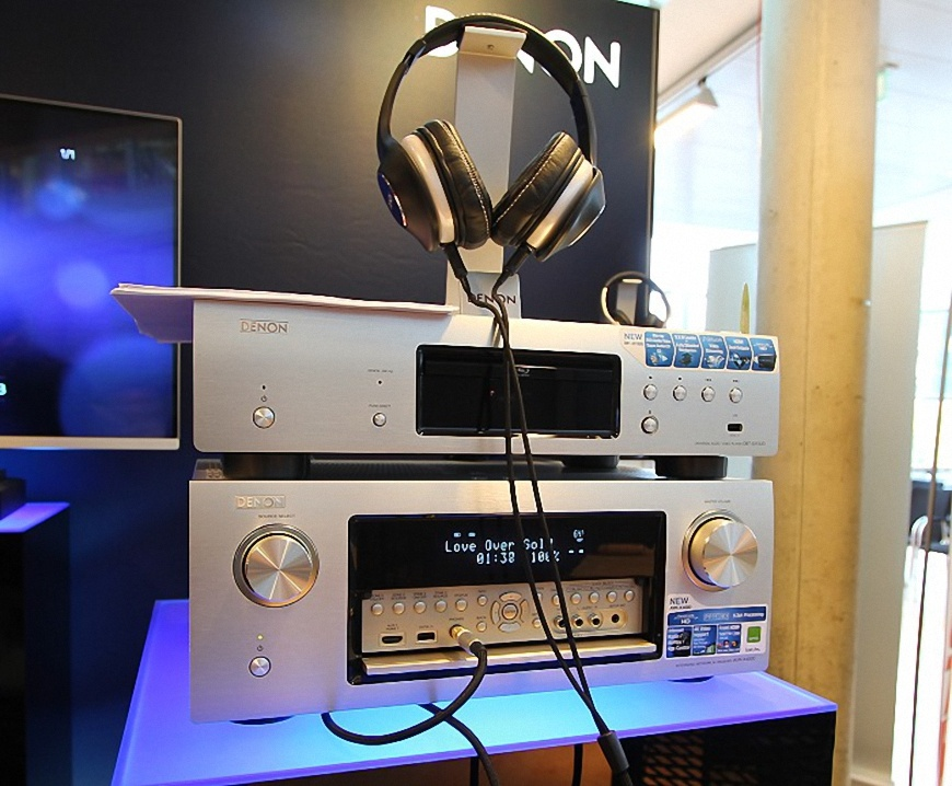 dau Blu-ray Denon DBT-3313UD dep