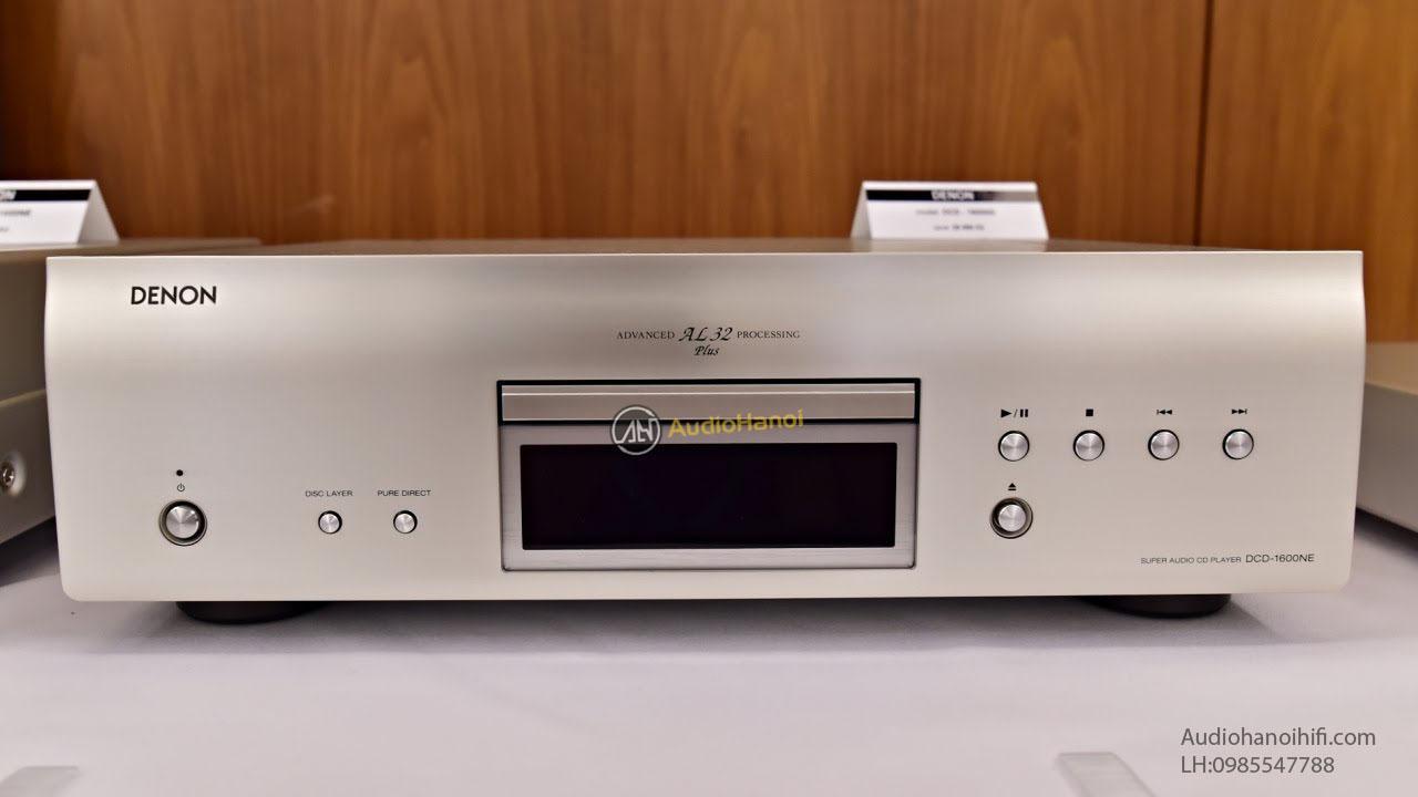 dau cd/sacd denon dcd-1600ne chat