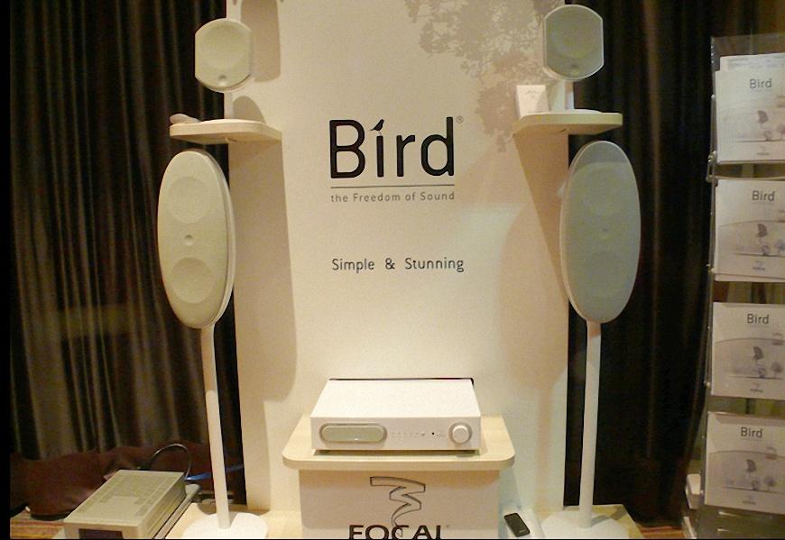 Chan loa Focal Super Bird Stand