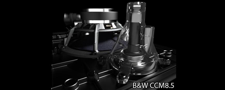 loa B&W CCM8.5 dep