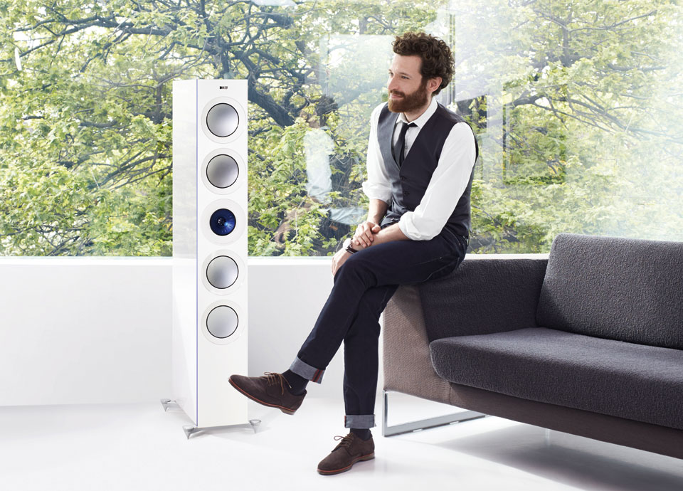 loa KEF Reference 5 dep