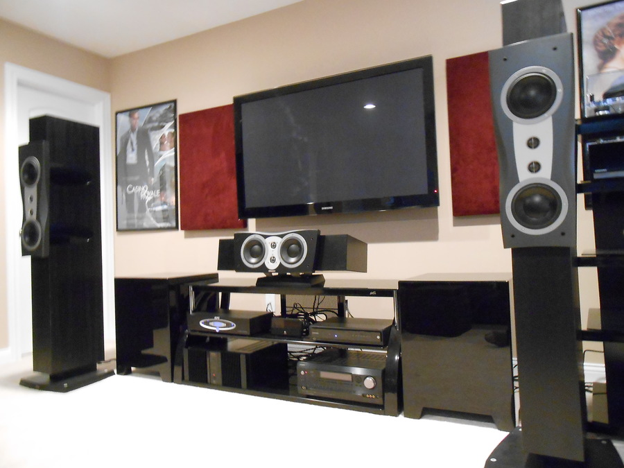 loa Dynaudio Confidence Center platinum chuan