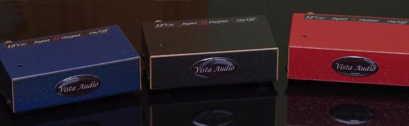 phono pre ampli Vista Audio Phono-1 Mk II