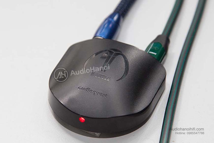 bo giai ma AudioQuest Beetle DAC chat