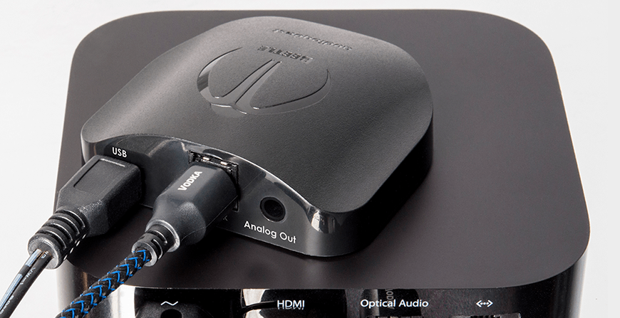 bo giai ma AudioQuest Beetle DAC