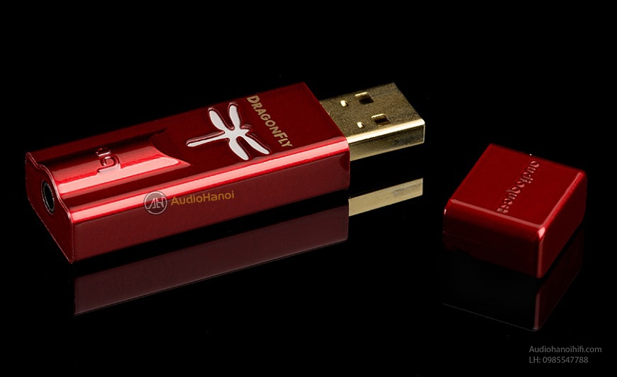 bo giai ma USB AudioQuest DragonFly Red dep