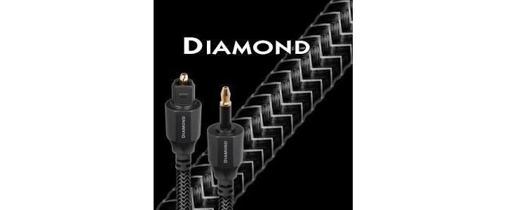 Day tin hieu Optical AudioQuest Diamond