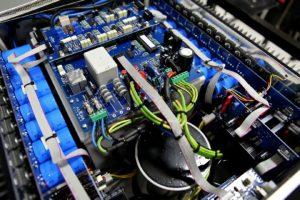 mono block power ampli Audia Flight Strumento n°8 chi tiet