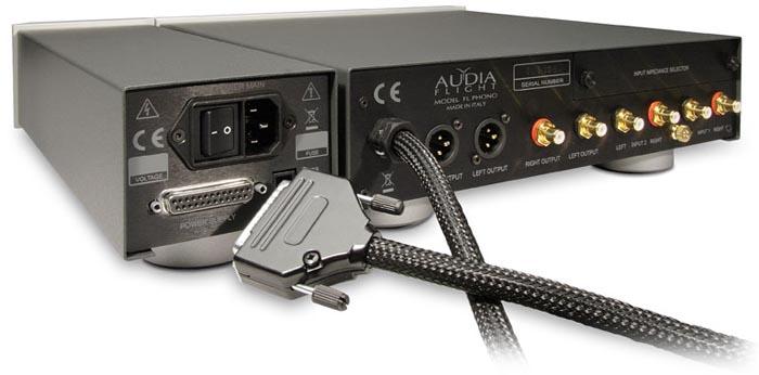 Phono pre ampli Audia Flight FL mat sau