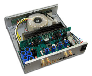 power ampli Bladelius Balder Mk.II chi tiet