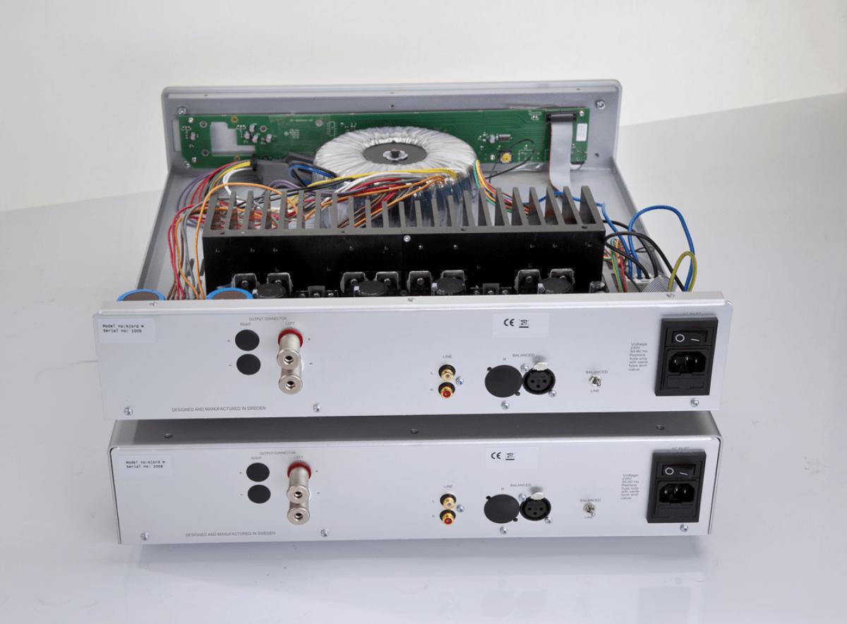 power ampli Bladelius Njord M dep