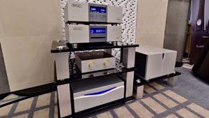 Stereo power ampli Audia Flight FLS4 chuan