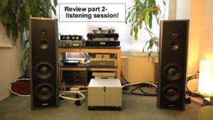 stereo power ampli Audia Flight Strumento n°4 MK2
