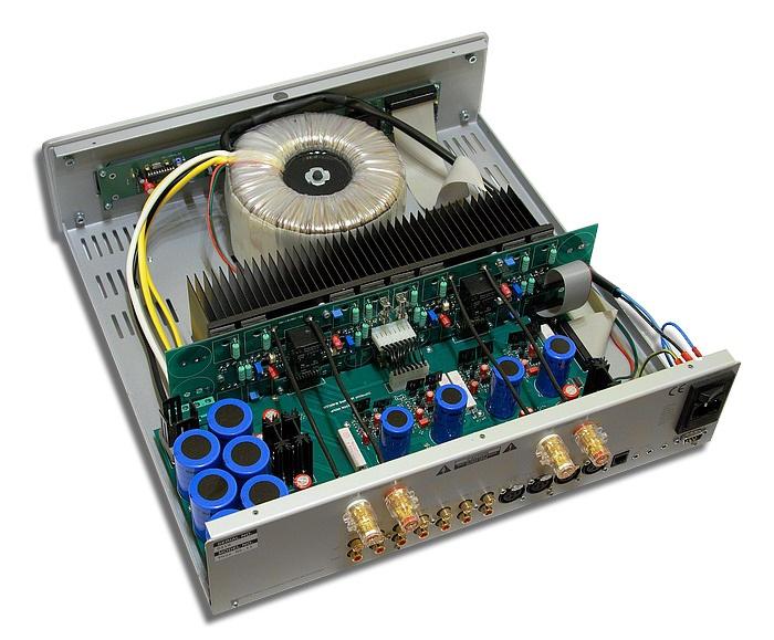 power ampli Bladelius Mode chi tiet