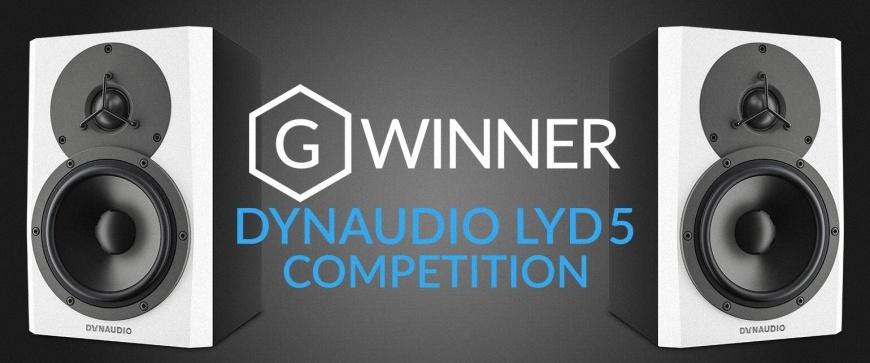 loa Dynaudio LYD 5