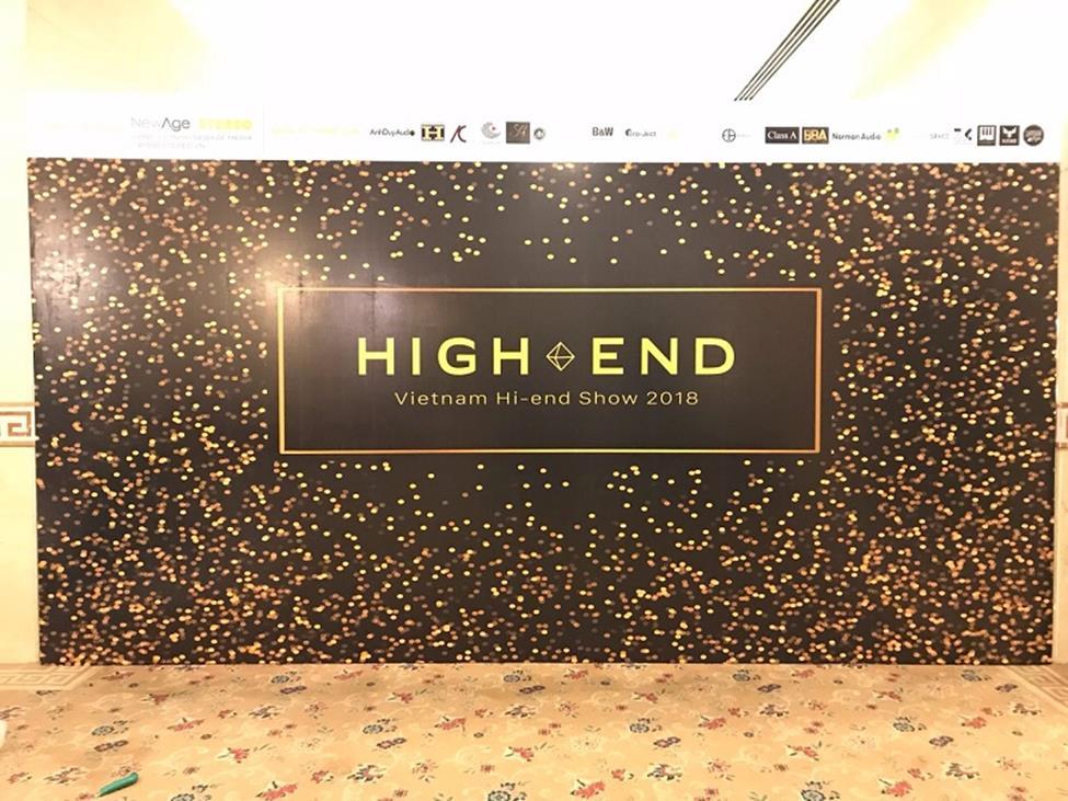 Vietnam Hi-end Show 2018