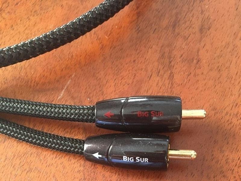 day tin hieu AudioQuest Big Sur dep