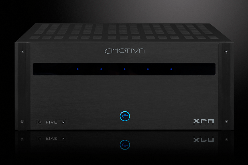 Power ampli Emotiva XPA-5 Gen3