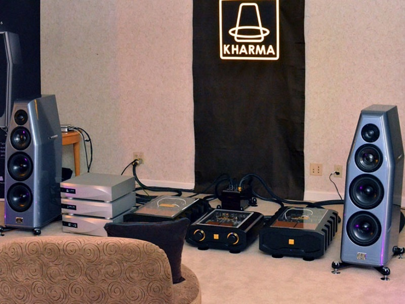 Loa Kharma Elegance dB9-S