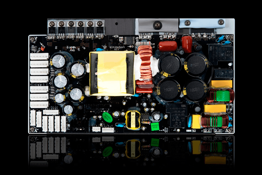 Power ampli Emotiva Build Your Own tot