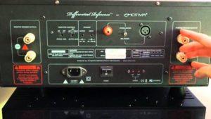 Power ampli Emotiva XPA-1 Gen2 dep
