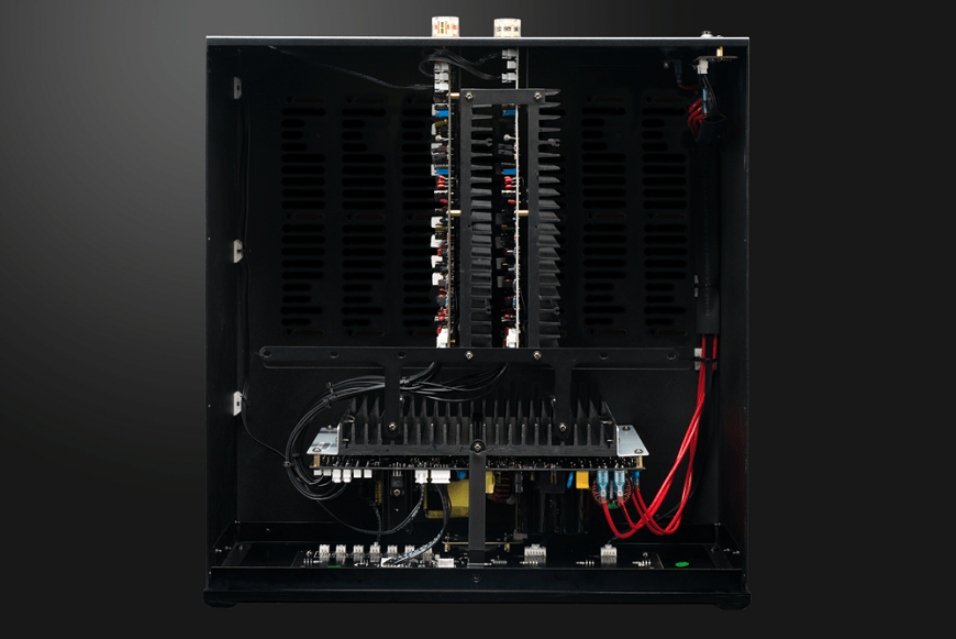 Power ampli Emotiva XPA-DR1 tot