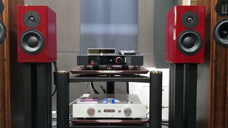 Loa Dynaudio Special Forty tot