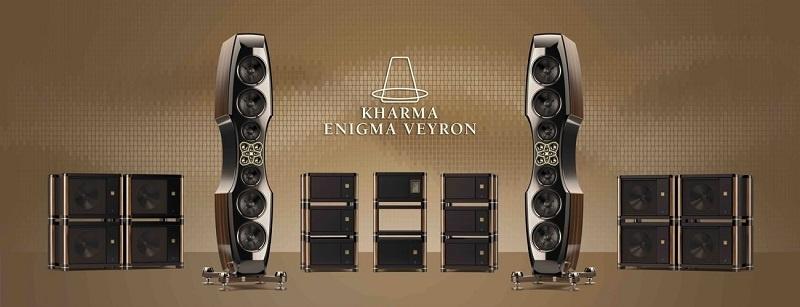 Loa Kharma Enigma Veyron EV-1D