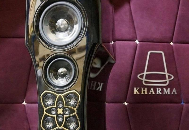 Loa Kharma Enigma Veyron EV-1D tot