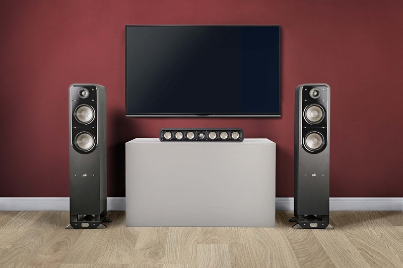 Loa Polk Audio S55e dep