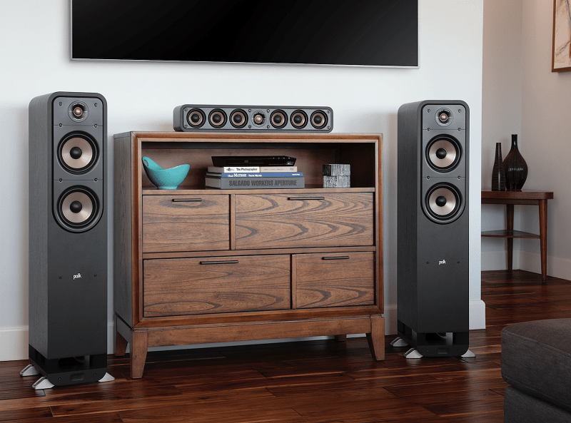 Loa Polk Audio S55e chat