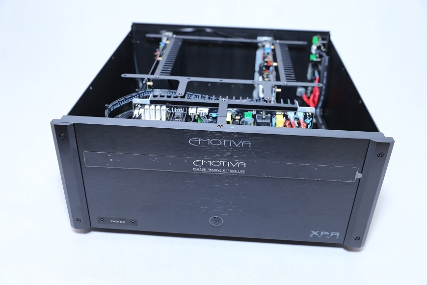 Power ampli Emotiva XPA-2 Gen3