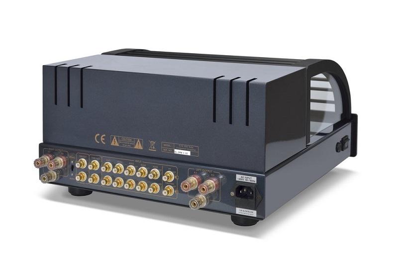 Pre ampli va power ampli PrimaLuna EVO 300 dep