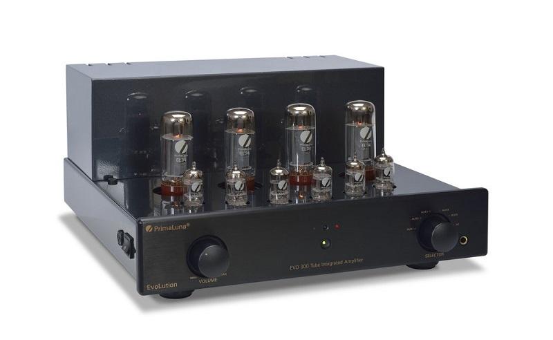 Pre ampli va power ampli PrimaLuna EVO 300