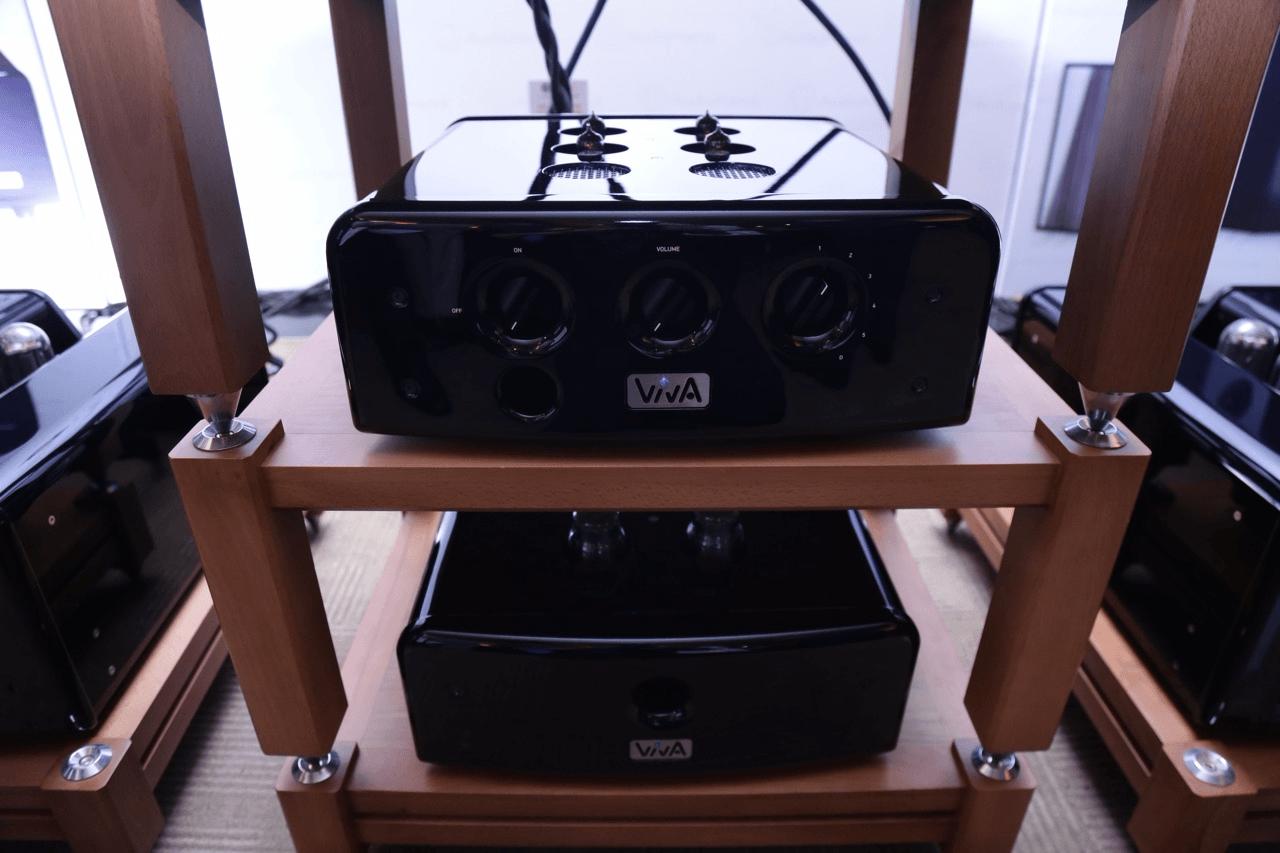 pre ampli viva audio linea