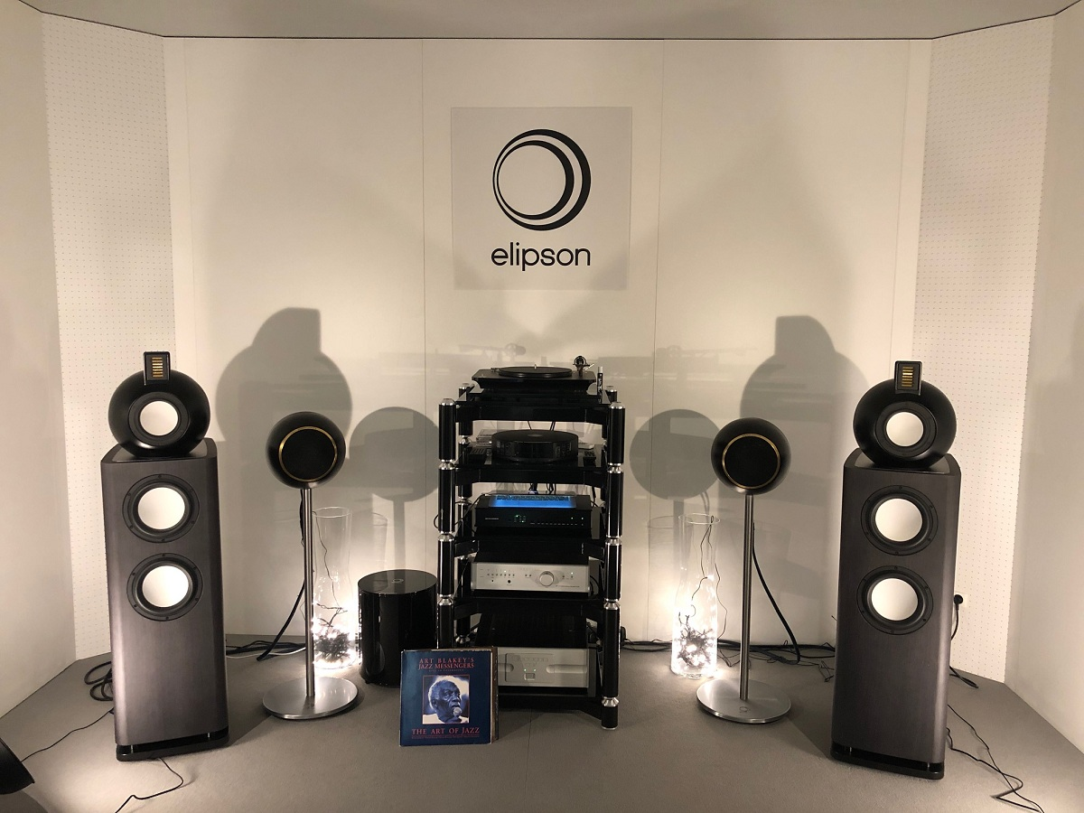 loa elipson legacy 3230 dep
