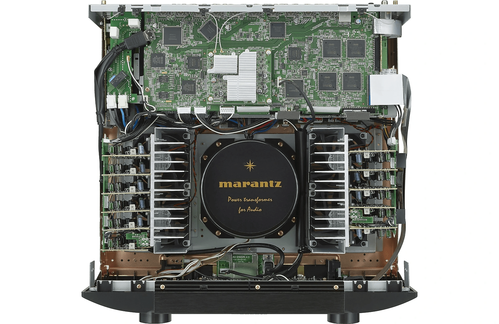Ampli Marantz SR8012 trong